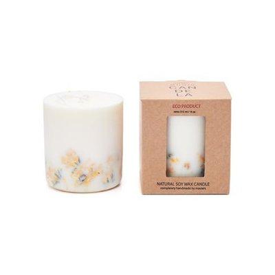 Munio Candela candle Marigold Flowers