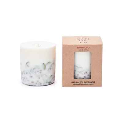 Munio Candela candle Ashberries & Bilberry leaves