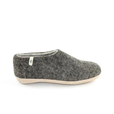 Classic Shoe felted wool Slippers