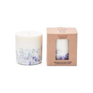 Munio Candela candle Juniper & Limonium