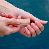 Zandsteen nagelvijl