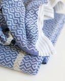 Mungo Itawuli towel Blue moon_