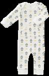 Fresk baby pyjama zonder voet Pinguin