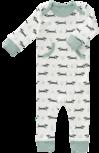 Fresk baby pyjama zonder voet Dachsy