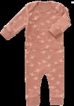 Fresk baby pyjama zonder voet Birds