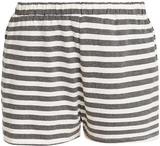 People Tree stripe pyjama short