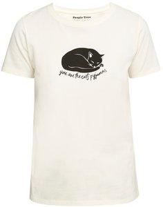 People Tree cats korte mouw pyjama top