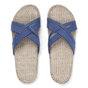 Shangies slipper blauw