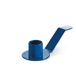 holde isolde kandelaar blauw